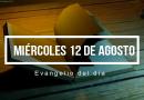 12 DE AGOSTO DEL 2020 – Lectura del Evangelio del día