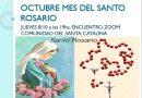 Rezando en Comunidad el Santo Rosario