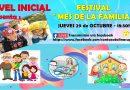 NIVEL INICIAL – Festival Mes de la Familia