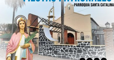 Fiestas Patronales Parroquia Santa Catalina