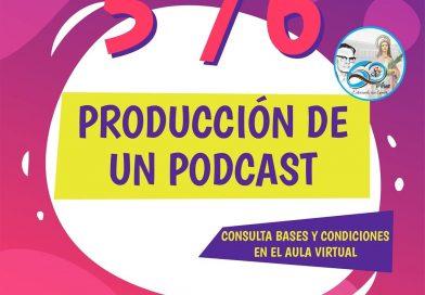 Producción de podcast: visión crítica de textos literarios 5° y 6° año.