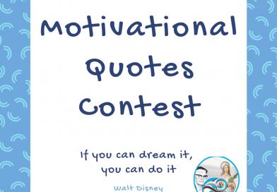 Motivational Quotes Contest (Concurso de ilustraciones de Frases Motivacionales 4° año)