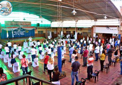 Santa Misa de Acción de Gracias y Acto Colación- Nivel Primario