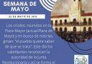 SEMANA DE MAYO-25 de mayo