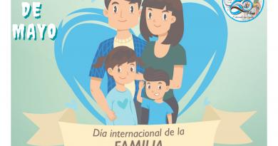 Día Internacional de las familias.