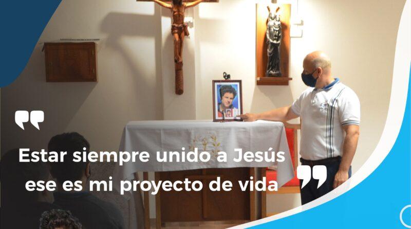 #VisitadeCarloAcutis